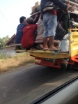 This is how we roll in Indonesia...
