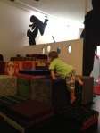 At the Children's Museum