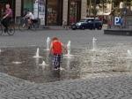 A fun fountain