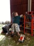 Playroom at Brunch