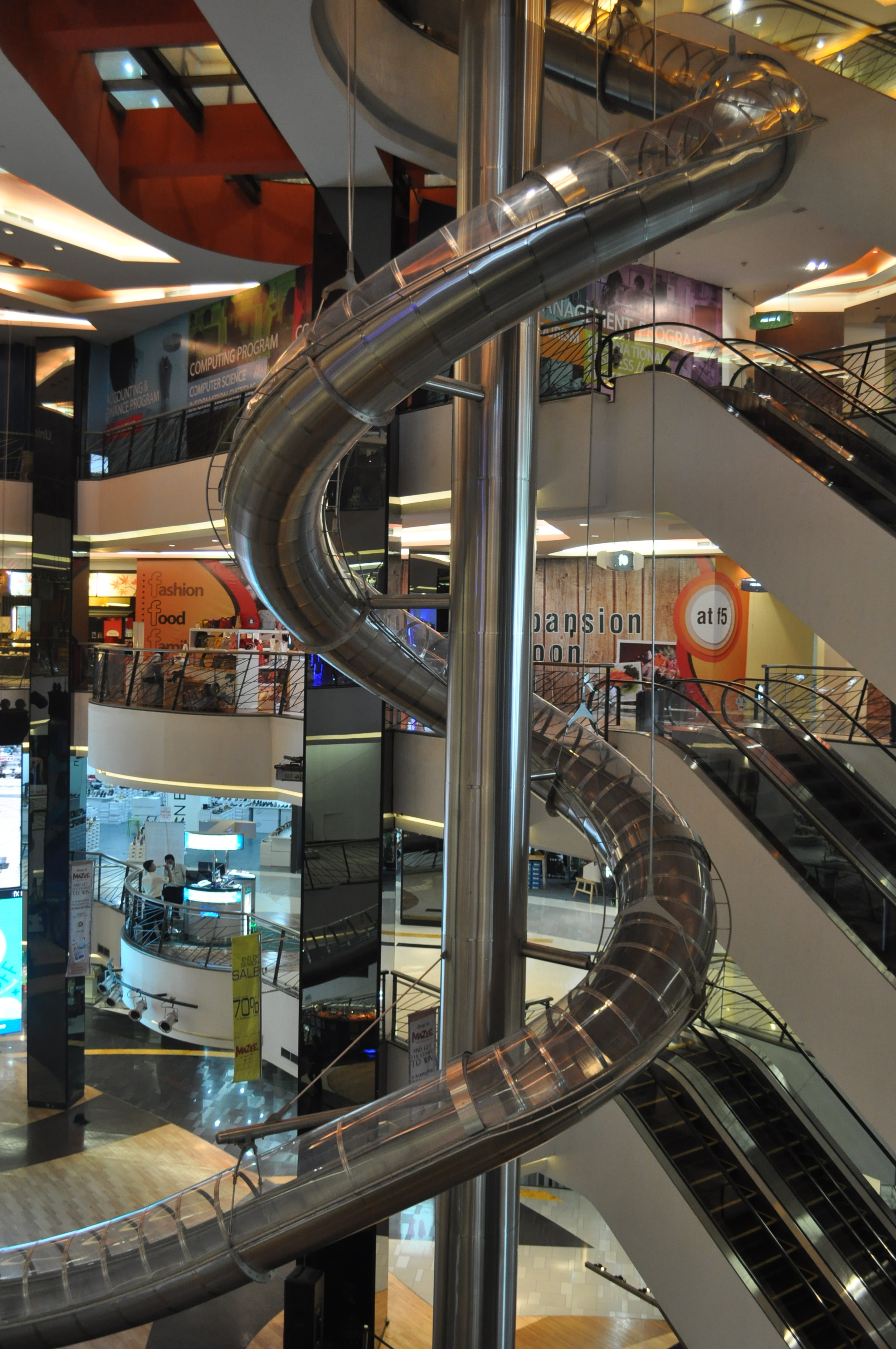 Shopping Malls In Jakarta Stumble Abroad