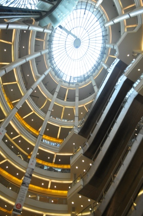 Pacific Place Mall