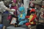 Evan won third price in the costume contest