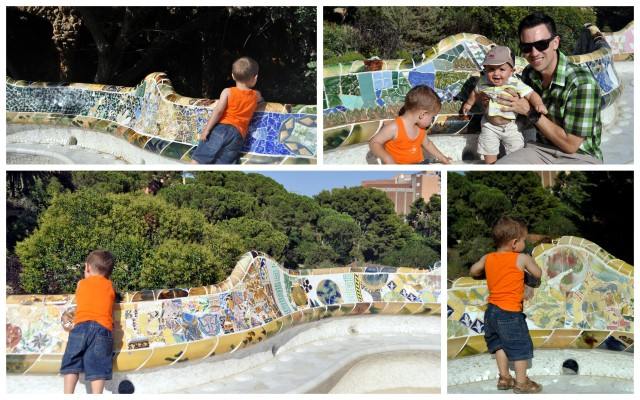 Park Guell 2012