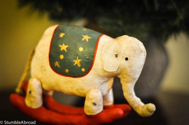Thai paper ornament
