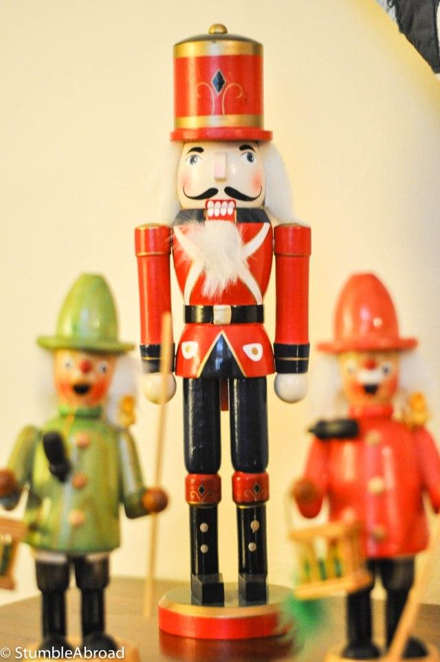 German Nutcracker and smokey men