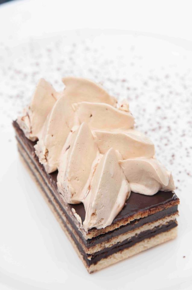 Isaura's Opera Cake
