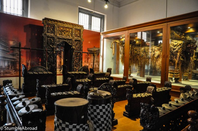 Javanese Instruments