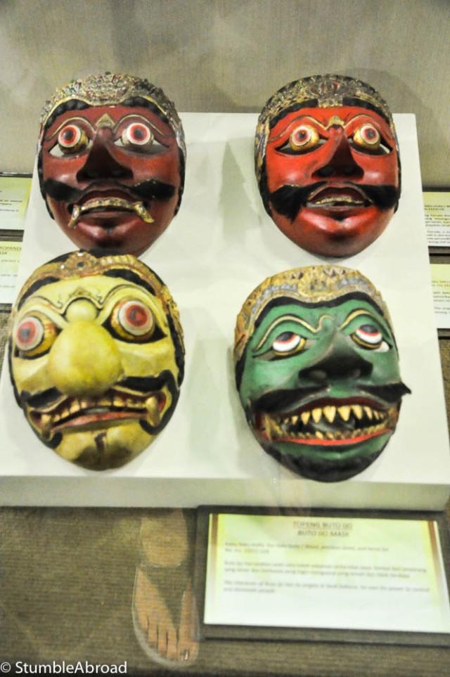 Masks....