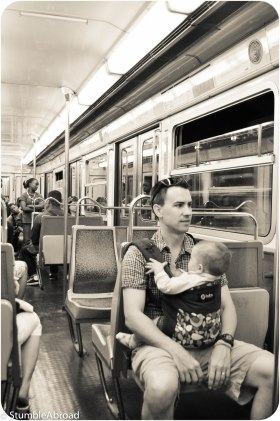 Metro Dad