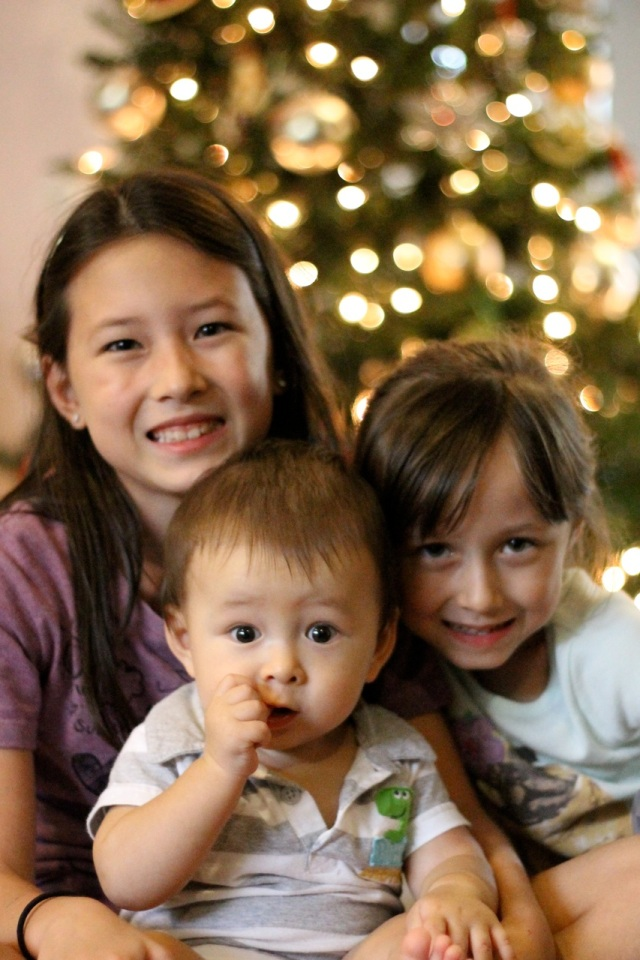 Kaho's beautiful kiddos