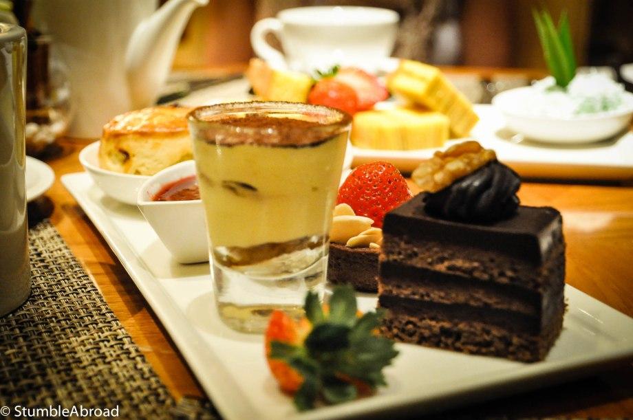 {FoodFind} Afternoon Tea at the Mandarin OrientalHotel