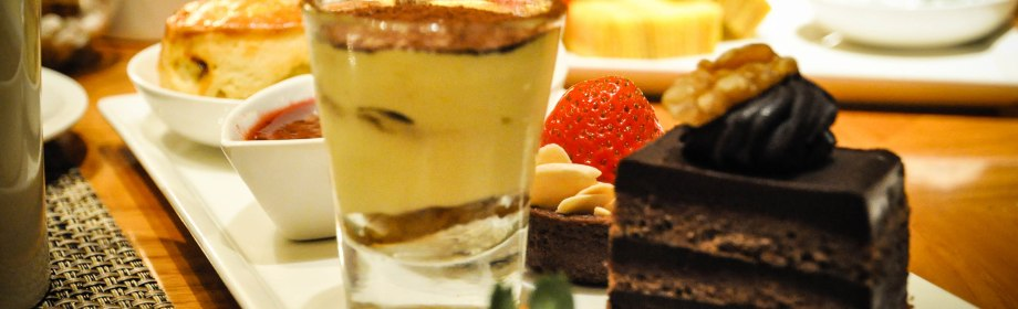 {FoodFind} Afternoon Tea at the Mandarin Oriental Hotel