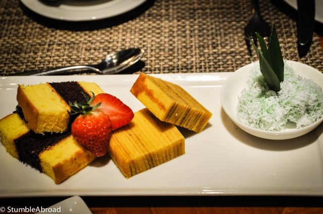 Indonesian pastries