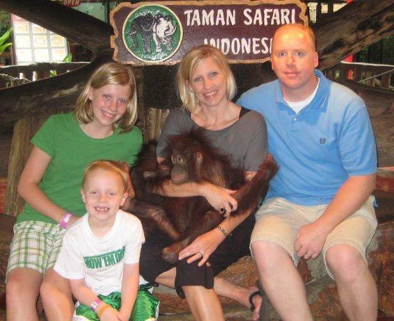 In Taman Safari