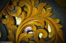 Beautiful ornate designs