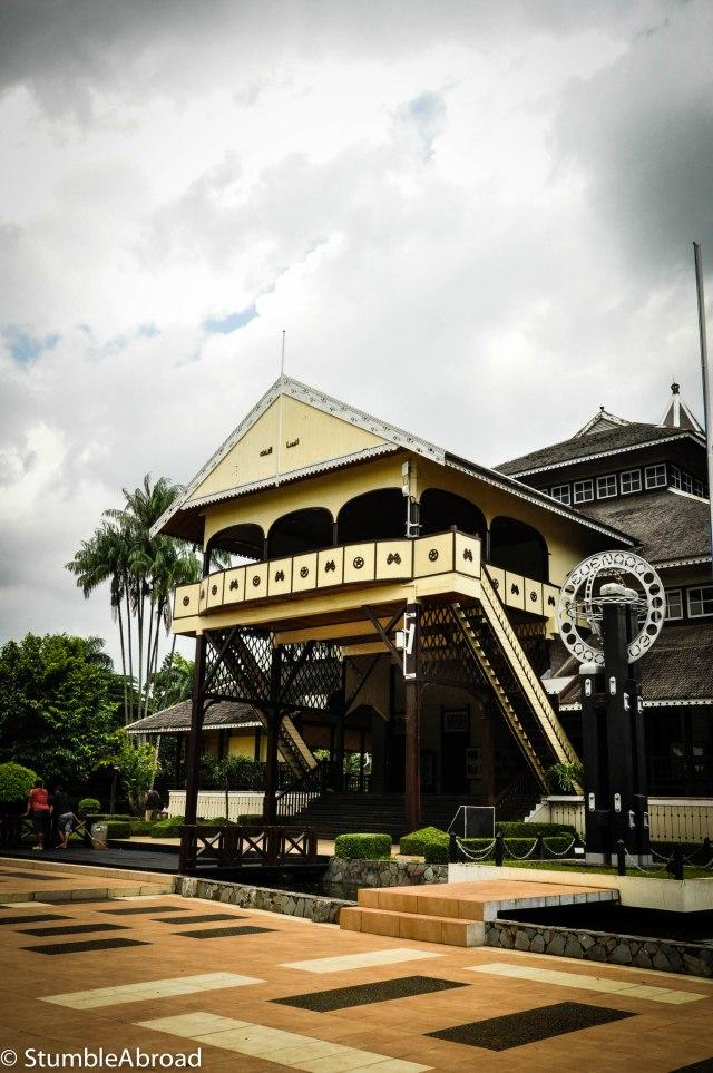 Maluku Pavilion