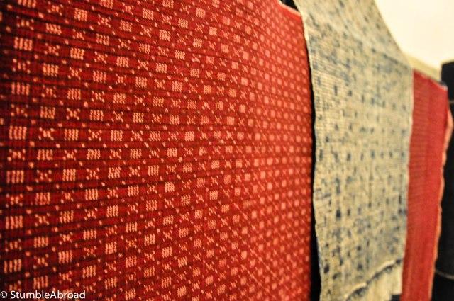 Contrasting Batik