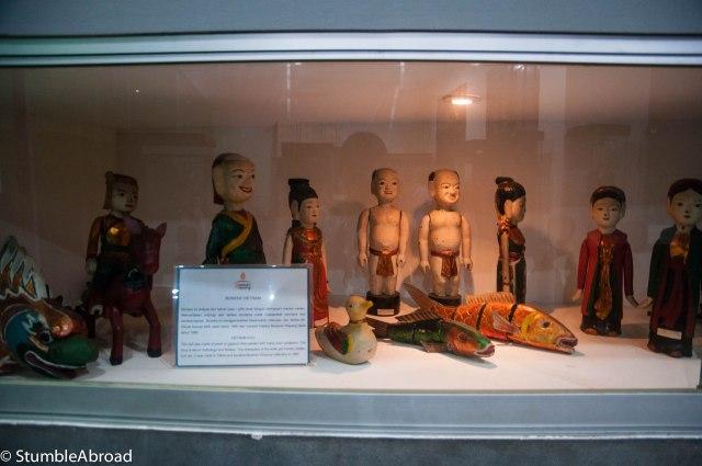 European Puppets