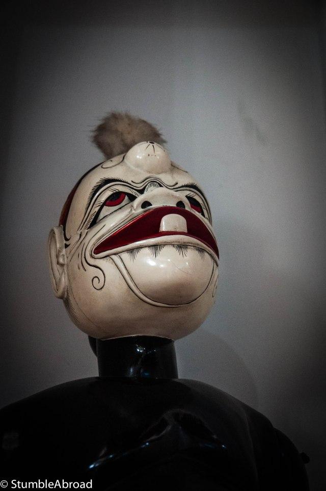 Monkey face?