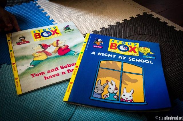 Story Box Magazines