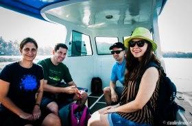 Speed Boat to Krakatau