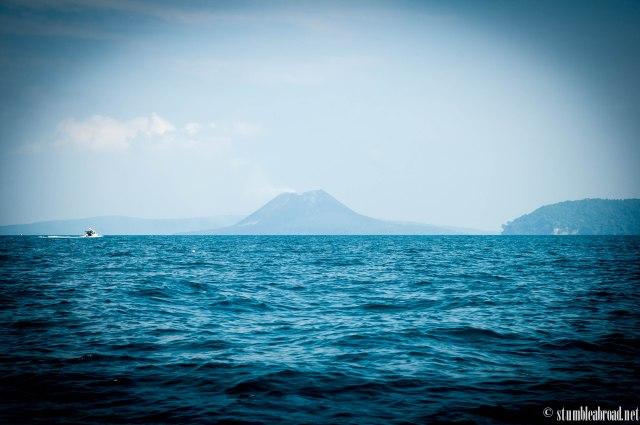 The three islands