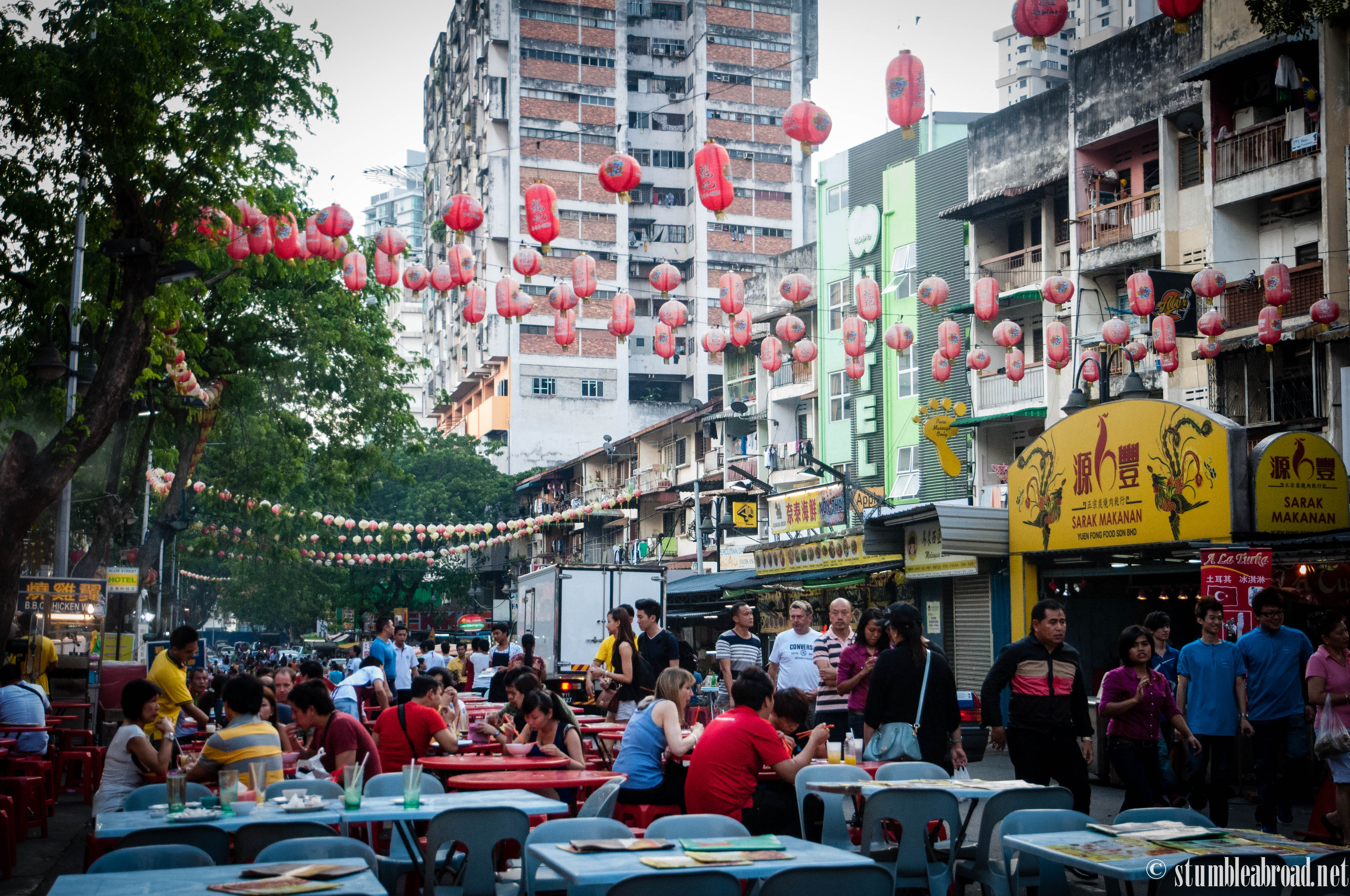 Kualalumpurforkids Kid Friendly Street Food In Kuala