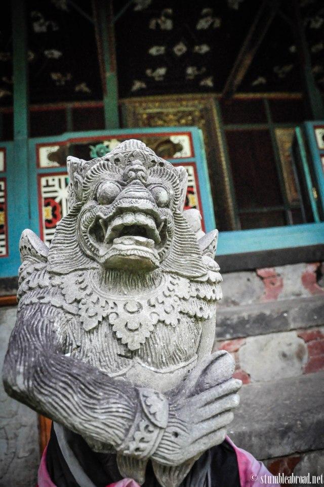 Balinese Dragon