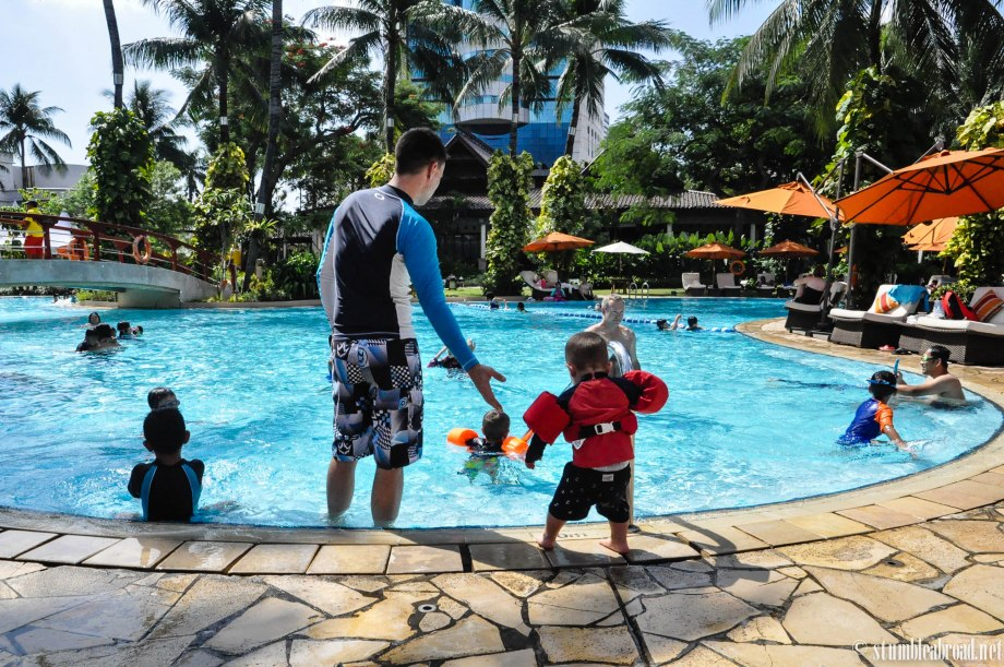 {Jakarta} A weekend staycation at the Shangri-LaJakarta