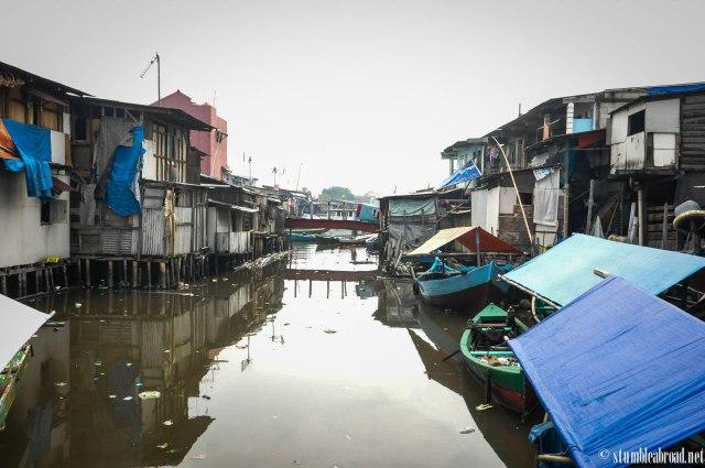 North Jakarta Kampung