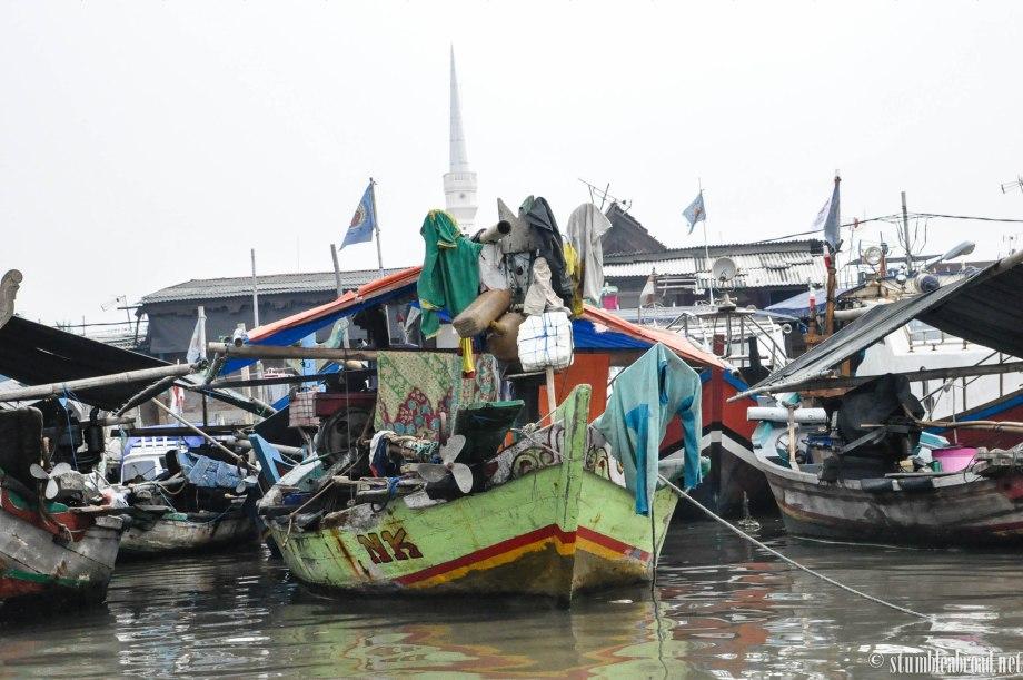 {Jakarta} Sunda Kelapa