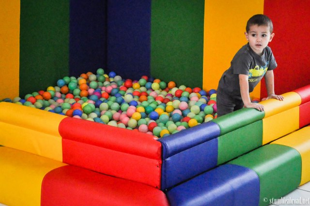 Ball Pit Time!