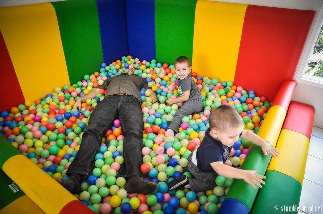 Boys being boys