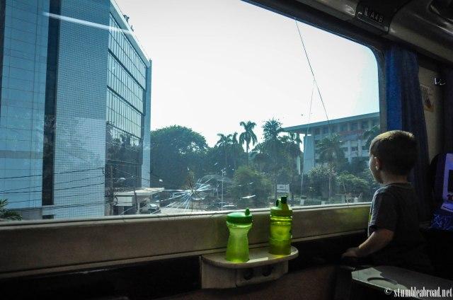 Good Bye Jakarta!