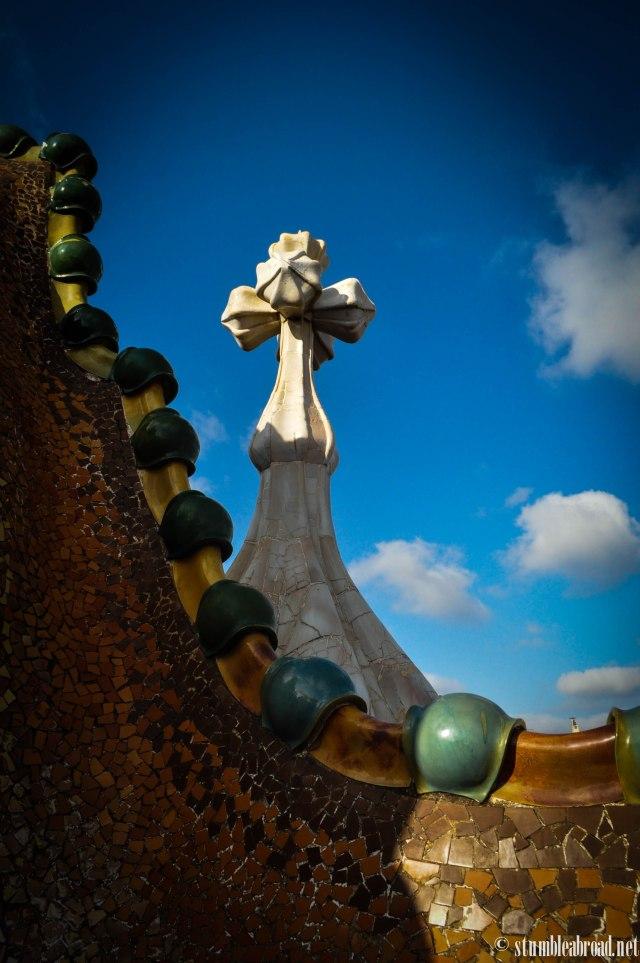 Gaudi's trademark