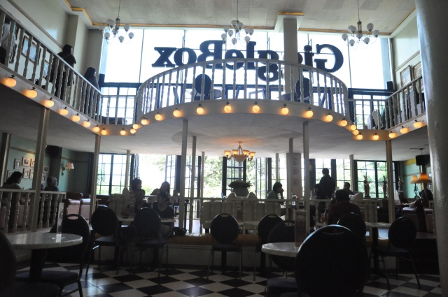GiggleBox Restaurant in Bandung Indah Mall