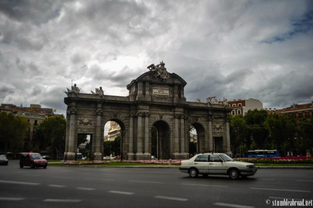 La Puerta de Alcala