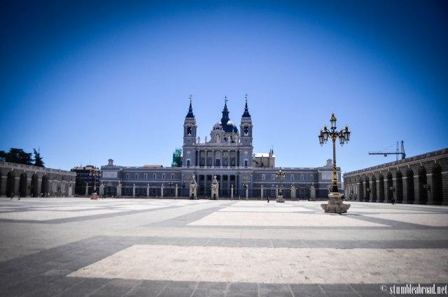 Adios Palacio Real!