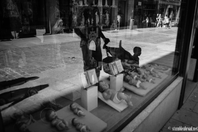 More window shopping