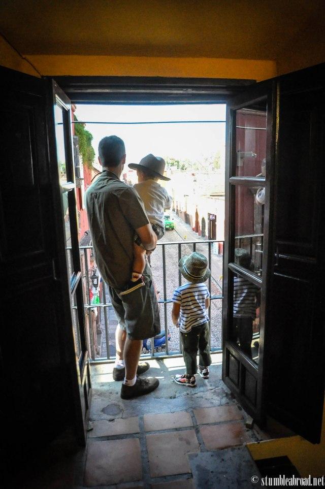 Observing San Miguel