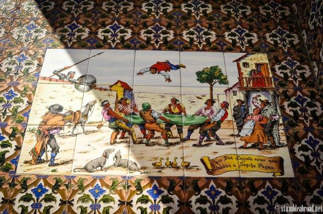 Tile work everywhere