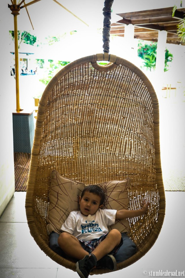 Evan loved this chair