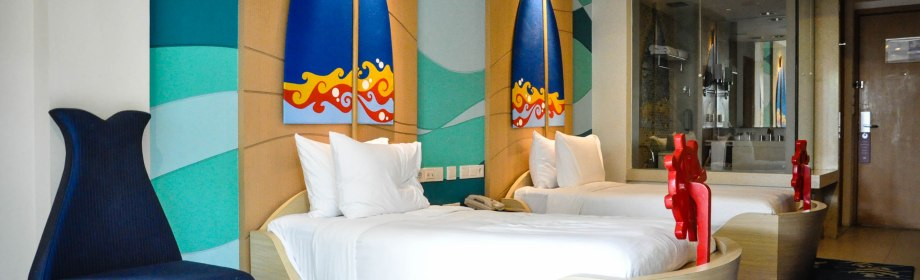 {BaliForKids} Staying at the Holiday Inn Baruna