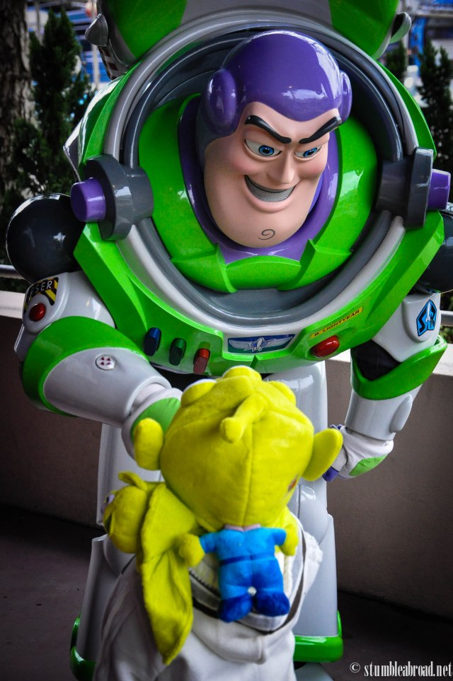 Well hello Mr. Buzz....